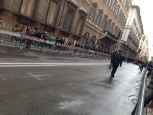 Via del Corso: 22 aprile 2013, tra le ore 17 e le 18